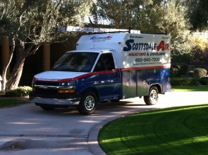 AC Service and Repair Scottsdale