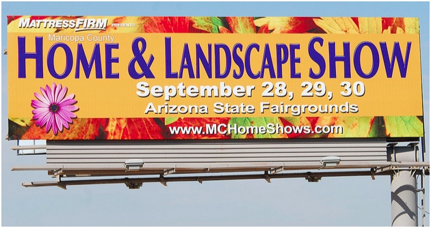 Scottsdale Air Conditioning at Home And Landscape Show