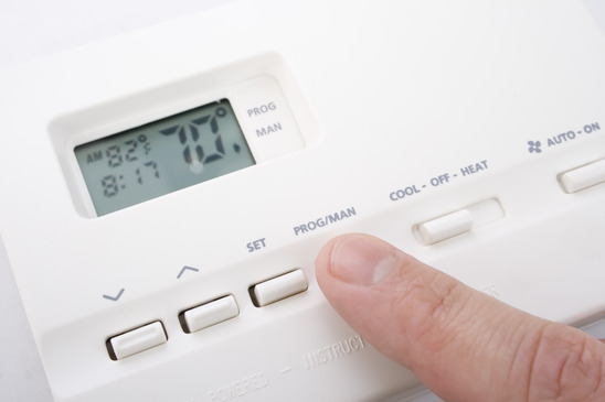 Programable Thermostats Save You Money In Arizona