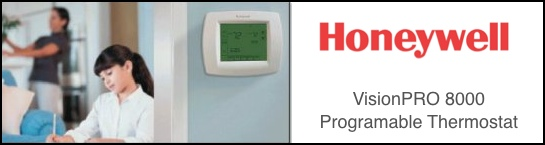 Honeywell VisionPRO 8000 Programable Thermostat