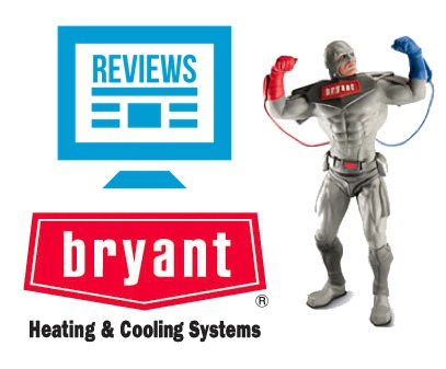 bryant ac and heating reviews
