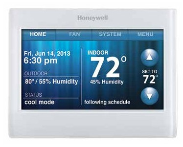 honeywell 9000 wi fi thermostat