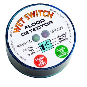 wet switch flood protector