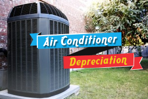 air conditioner depreciation
