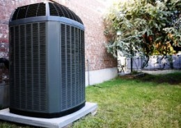 outside air conditioner placement in Tempe AZ