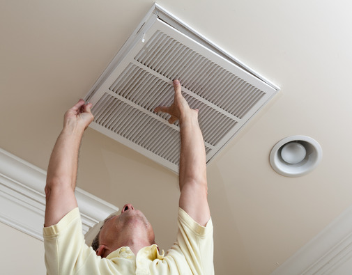 changing central air conditioning filters