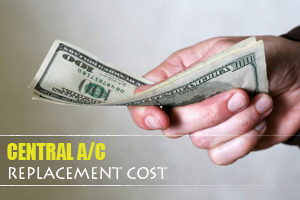 Central AC Replacement Cost