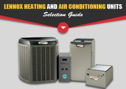 Lennox heating and air conditioning units