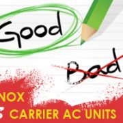 lennox vs carrier ac units