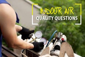 residential indoor air quality testing