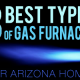 types of gas furnaces