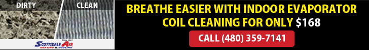 hvac coil cleaning offer banner