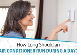 how long should an air conditioner run