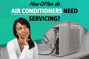 do air conditioners need servicing