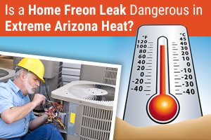 Is a Home Freon Leak Dangerous